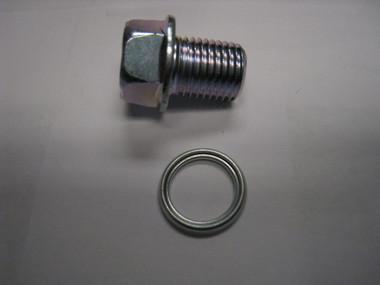 90340-14132, Drain Bolt 214-11198-01-00, Sealing Washer