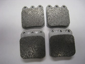 Cobalt Brake Pads, CRB.XR3.RC16/12.8mm