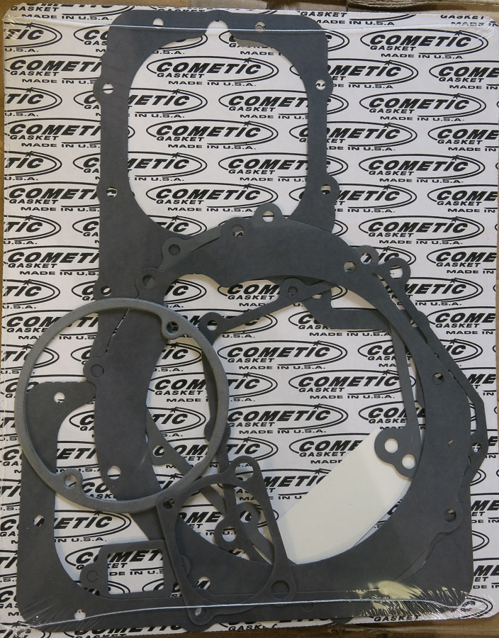 Gasket Kit, Kawasaki KZ 900, KZ1000, Cometic AFM Engine Case Kit, C8072AFM