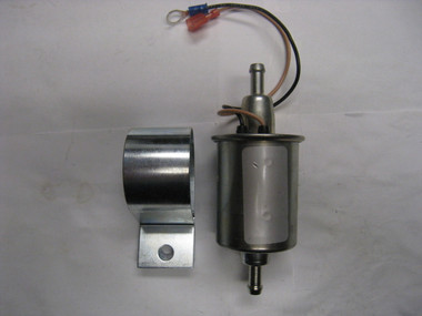 Electric Fuel Pump, 3 lb +/- 1 lb, 955X00X013