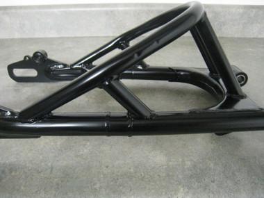 Custom Honda CB175 Swingarm  Bracing Installed & 1 Inch in Length Added