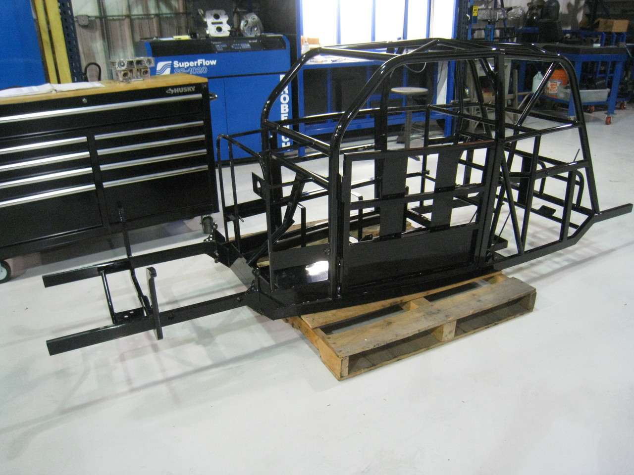 Chassis Product Legends Race Car Chassis Sedan 2 Bar 110n00x001 2bar