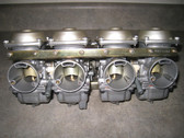 Refurbished, Custom Jetted, Dual Fuel Inlets These Carbs Have Actually Been Test Ran At Andrews Motorsports Shop.