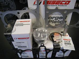 K1195, 11476M77241 INEX Series Piston Kit (Set Of 4)