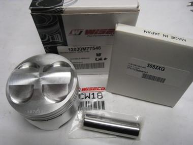 Single Piston, L1204cc Kit 12030M77546, Old Wiseco Part Number 4588PS