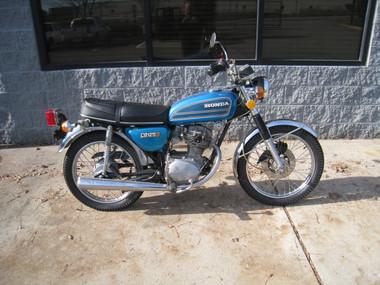 1974 Honda CB175 Survivor