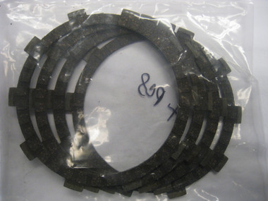 Clutch Product, Fiber Set, Replaces Honda Part # 22202-ML4-611, KL 17-7369