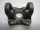 Rear Flange For A Legends Race Car