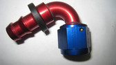 XRP Push-On 120 Hose End -08 AN