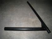 125X00X003 RS Lower A Arm Powder Coated Black