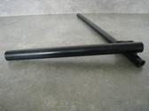 125X00X002-PC Left Side A-Arm, Powder Coated Black
