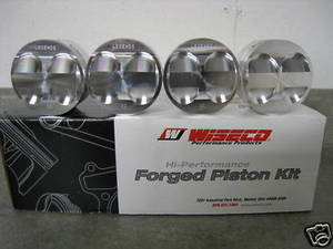 11148M77521, 1199cc Legends Race Car INEX Legal Piston Kit (Set Of 4) Kit DOES INCLUDE a Base And Head Gasket