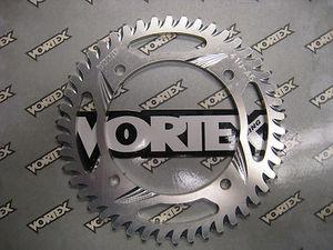 Vortex 410-46 Silver 46-Tooth Rear Sprocket