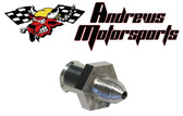 Brake Product, Legends Race Car, Brake Master Cylinder -3 AN Adapter For Stainless Line
