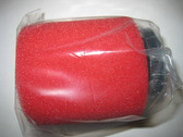 "TB Performance Dual Foam Air Filter Kit, TBW0446, Fits 49mm ""Air Inlet"" Carb"
