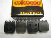 Brake Products, Wilwood Pads 150-9764K, 6812-10, Replaces 150-8937K, Legend Race Car