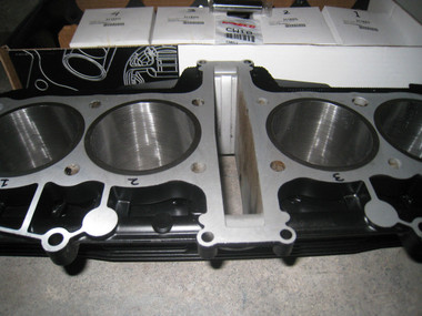 Cylinder Kit, Yamaha FJ1100 Block, 1250cc,  Includes Wiseco Piston Kit, 1TX-11310-00-00 NO CRANKCASE BORING REQUIRED