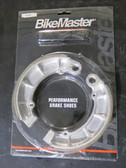 Honda CB650, CB750, BikeMaster Rear Brake Shoes Part #96-3005