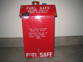 Fuel Safe Fuel Cell Red Metal 4.1 Gallon (955X00X006)
