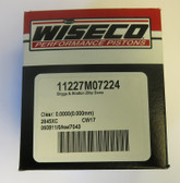 Wiseco Piston Kit, Briggs  V Twin, 20 hp, Bandolero, 11227M07224, .004 Over