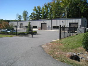 Andrews Motorsports Building 3