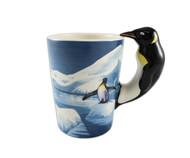 Penguin 3D Mug