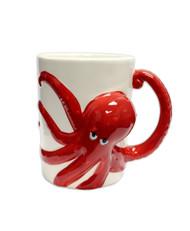 Octopus 3D Mug