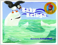 Baby Beluga Soft Cover Book
