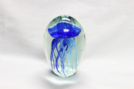 Glass Jelly Blue Aqua
