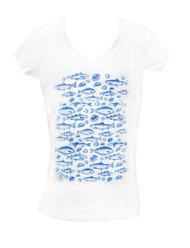 Ocean Wise Women's V-Neck T-Shirt