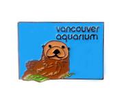 Otter Lapel Pin