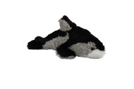 "Pacific White Sided Dolphin Stuffy 9"" Fuzzy"