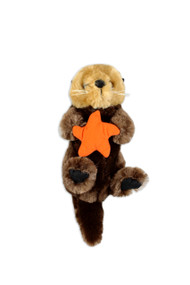 Sea Otter Stuffy 6.5""