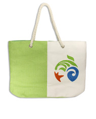 Green Aquarium Tote Bag