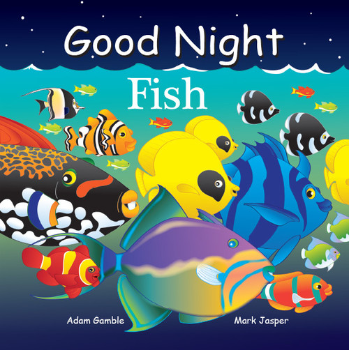 Good Night Fish Board Book