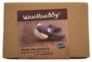 felting whale kit