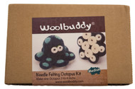 needle felting octopus kit