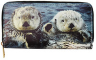 Sea Otter Pair Wallet - Large