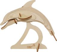 3D wood puzzle