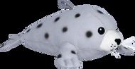 harbour seal stuffed animal
