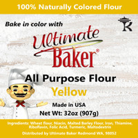 Ultimate Baker All Purpose Flour Yellow (1x2lb)