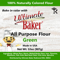 Ultimate Baker All Purpose Flour Green (1x2lb)
