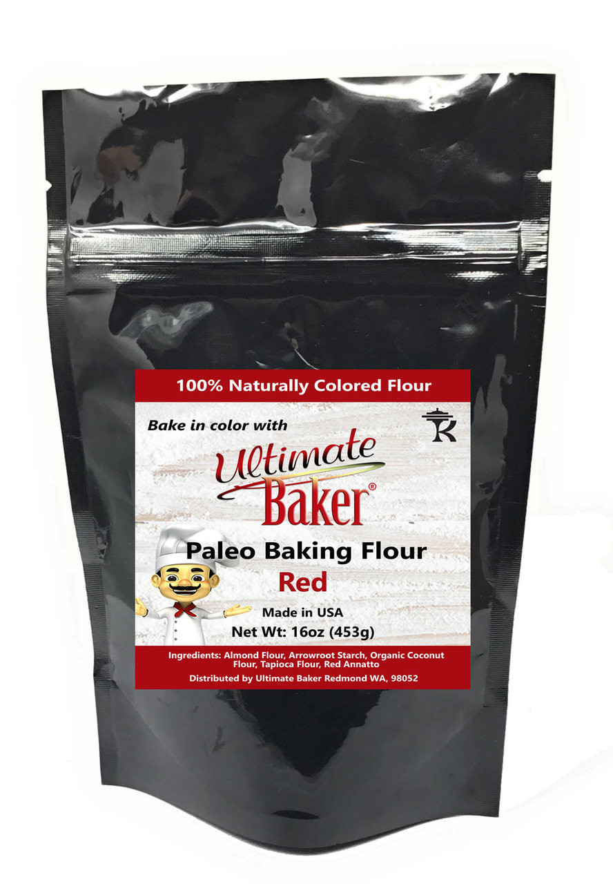 Ultimate Baker Paleo Baking Flour Red (1x1lb)