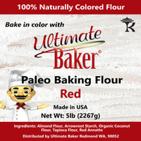 Ultimate Baker Paleo Baking Flour Red (1x5lb)