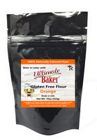 Ultimate Baker Gluten Free Baking Flour Orange (1x1lb)