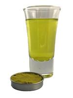 Snowy River Leaf Green Beverage Color (1x28g)