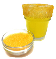 Snowy River Yellow Cocktail Sugar (1x8oz)