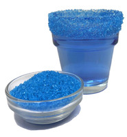 Snowy River Sky Blue Cocktail Sugar (1x8oz)