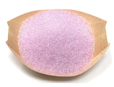 Ultimate Baker Natural Sanding Sugar (Fine Crystals) Pastel Pink (1x8oz)