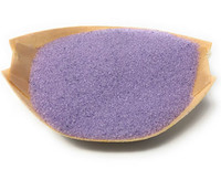 Ultimate Baker Natural Sanding Sugar (Fine Crystals) Pastel Lavender (1x8oz)